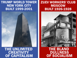 Capitalist Creativity by Party9999999