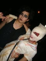 Siouxsie Sioux and The Sexiest Nurse by Sillycious