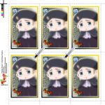 Hetalia Stamps - Holy Roma by Dreamweaver38