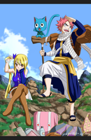 Fairy Tail - Tomo 50 by lWorldChiefl