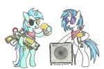Here Be Steampunk Pony Pirates by Twinhead-B