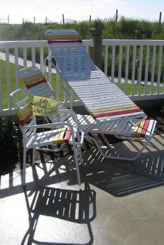 Free the Lawnchairs by Madisonne