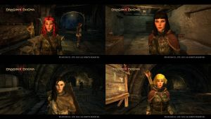 Capture d'ecran Dragon's Dogma patchwork05 by Naruttebayo67