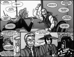 A Hellsing Comic by Lady-Hannibal