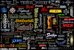 My Favorite Bands -- Updated by SteveHNo96