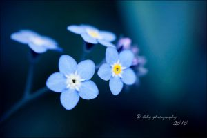 Feelin' Blue by ILTBY