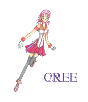 Cree by Upon-a-RemStar