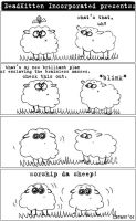 Warsheep: Brilliant Plan by TroubleNight
