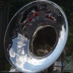 Band in a Tuba by Beans8604