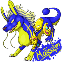 Ovipets Draconis Malcolm 2 by MelSebeon