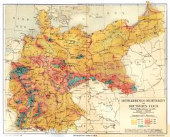Population density German Empire 1890 by mrotsten