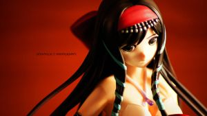 Kaguya SH without leafs by shawnical