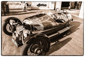 The car by calimer00