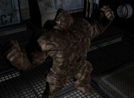 Clayface001lighting by kyletwilight