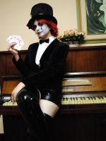 Mad Hatter Belial by Asbelial