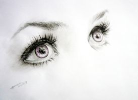 Eyes by BestIdeaInTheApple