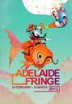 Adelaide Fringe 2012 Poster by iamthewizard2
