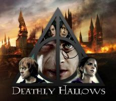 deathly hallows by freak by SimoneFerraroGD