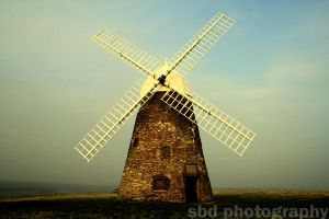 Windmill by SarahBDemented