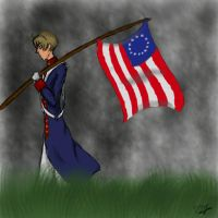 APH American Revolution by TemporalMaidOfDoom