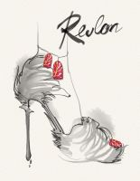 Revlon Nail Art by zhuzhu