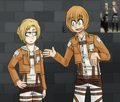 SNK-cap Redraw by Reluctant-Heroes