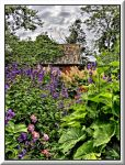 Country bath house... by Yancis