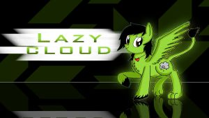 Lazy cloud wallpaper by Chaz1029