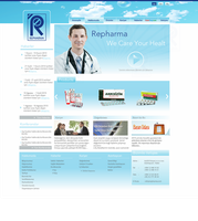Medical Web site by alidemirci1
