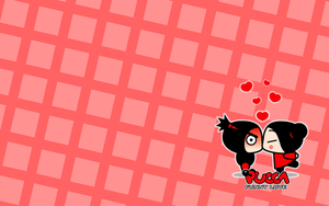 Pucca Loves Garu by Vash-Fanatic