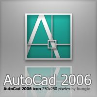 AutoCad 2006 icon by bungie17