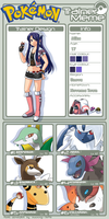 Pokemon Trainer Meme ID by mewDoubled