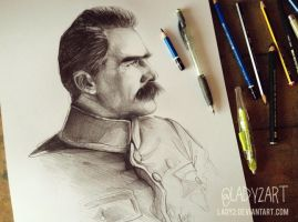 Pilsudski. by Lady2