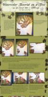 Tree Tutorial part two by Acorncupcake