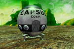 Capsule Corporation - Goku's Vessel by AbdoulayeDIA