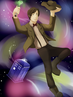 The 11th Doctor by YumeDeli
