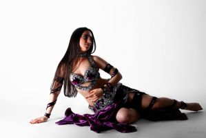 Purple Belly Dance Stock 07 by LoryenZeytin