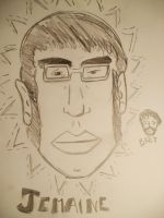 Jemaine's Perspective by DorianBasil