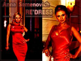 Anna Semenovich re'dress by magXlander