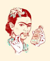 frida's secret by tolagunestro