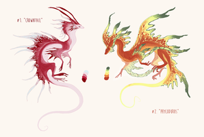 Dragon Auction by nyface
