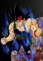 Bardock by OmaruIndustries