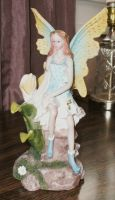 Fairy Figurine-3 by Rubyfire14-Stock