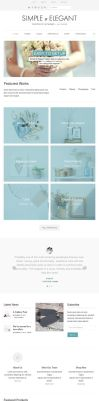 Simple and Elegant - Multi-Purpose Theme by AllResourcess