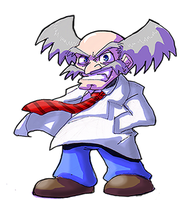 Lil Doc Wily by Dollwoman