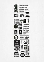 Isotype Print by Thomas-Austin