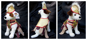 Wishbone Fantasy Costume - Odysseus by The-Toy-Chest