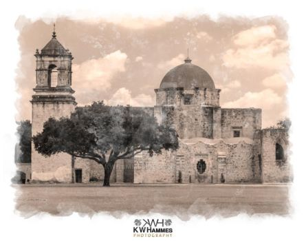 Mission San Jose 4 by kwhammes