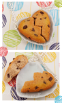 Cookie BFF Necklaces by DeliciousTrickery