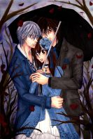 Vampire Knight by jelleybean13